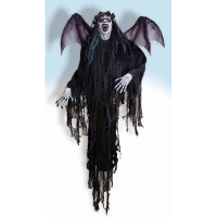 HANGING VAMIRE W/ WINGS