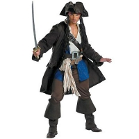 Jack Sparrow - Pirates of the Carribean 4