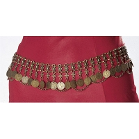 Gold Coin Belt