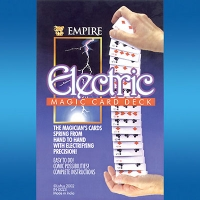 Electric Magic Deck of Cards