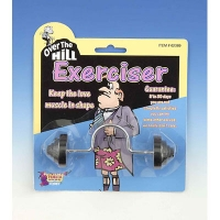 OTH EXERCISER BARBELL