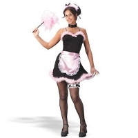 French Maid - Pink
