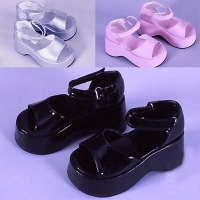 Kids Platform Princess Shoes
