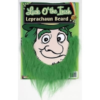 ST PATRICKS BEARD GREEN