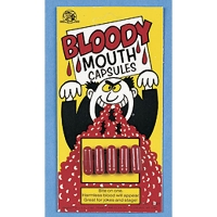 Bloody Mouth Capsules